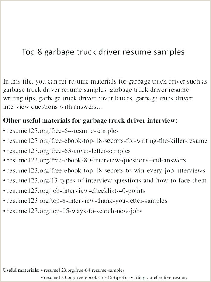 resumes for truck drivers – englishor