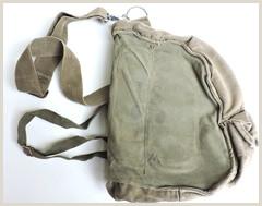 Us Army Aar format Equipement Us Pochette Pour Masque  Gaz M9a1 Poncho