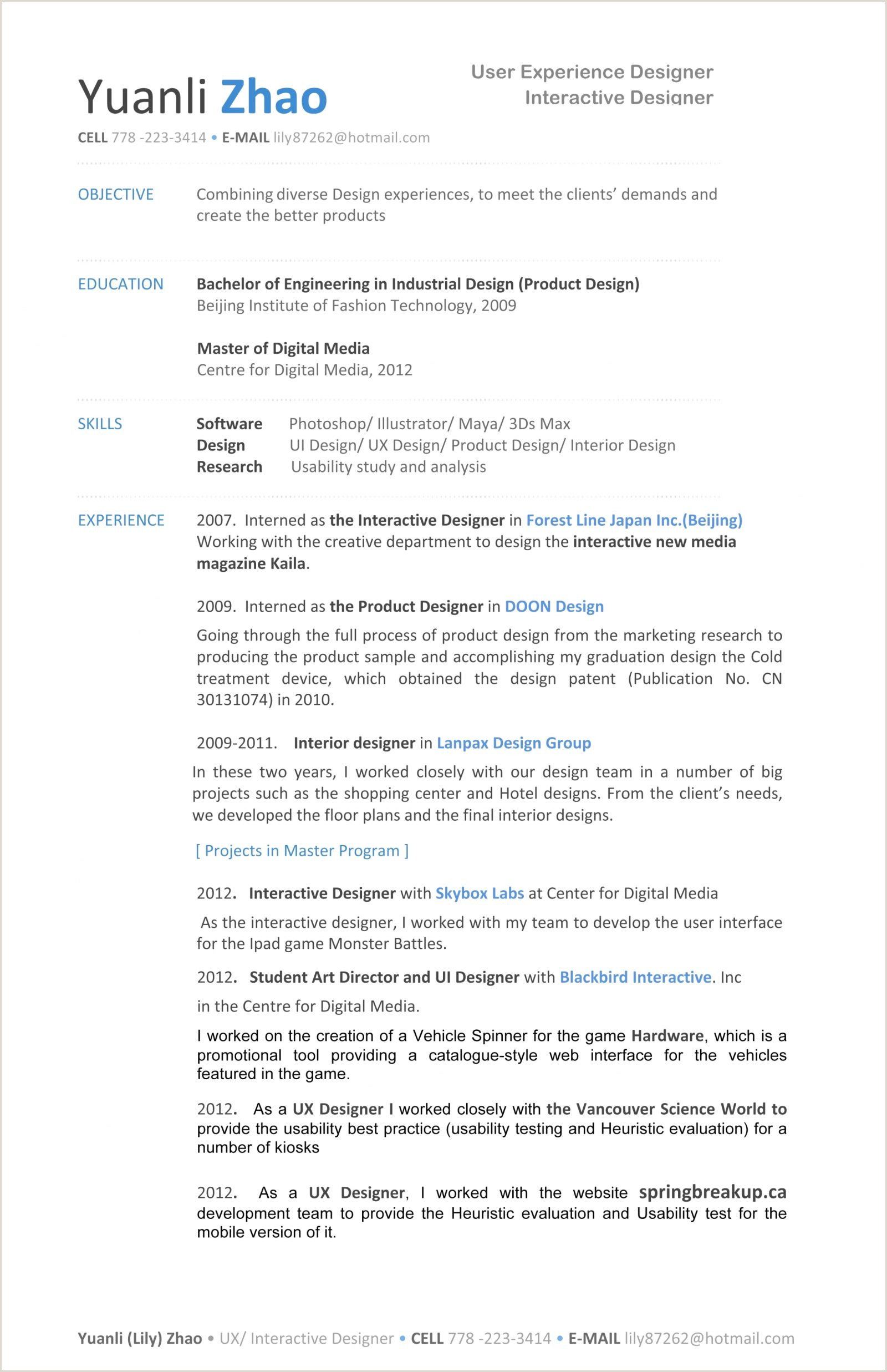 12 13 Interior Design Covering Letter Loginnelkriver