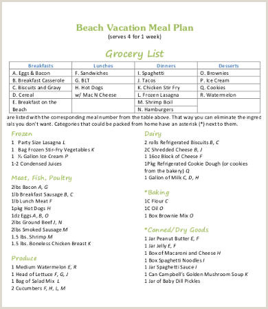 29 Meal Plan Templates Word PDF Docs