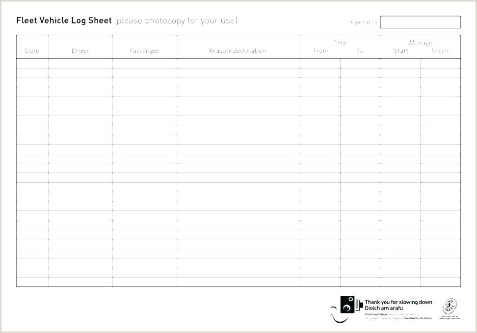 Free Travel Log Template Book Excel Rental Vehicle Lab