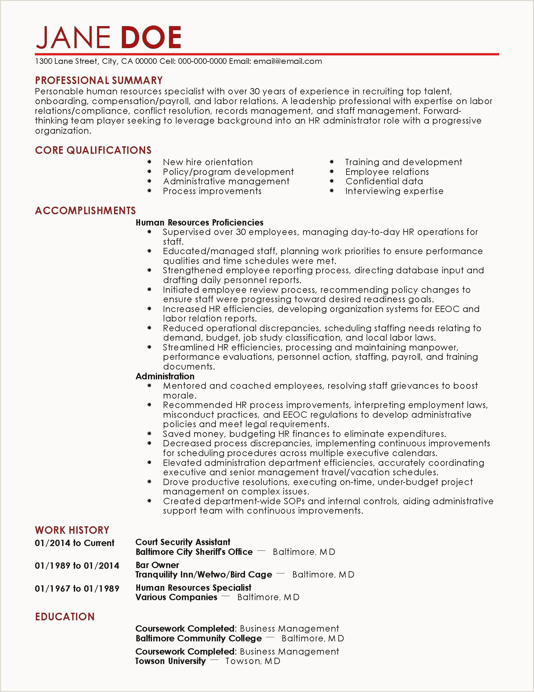 Executive assistant Resume Sample Administrative assistant