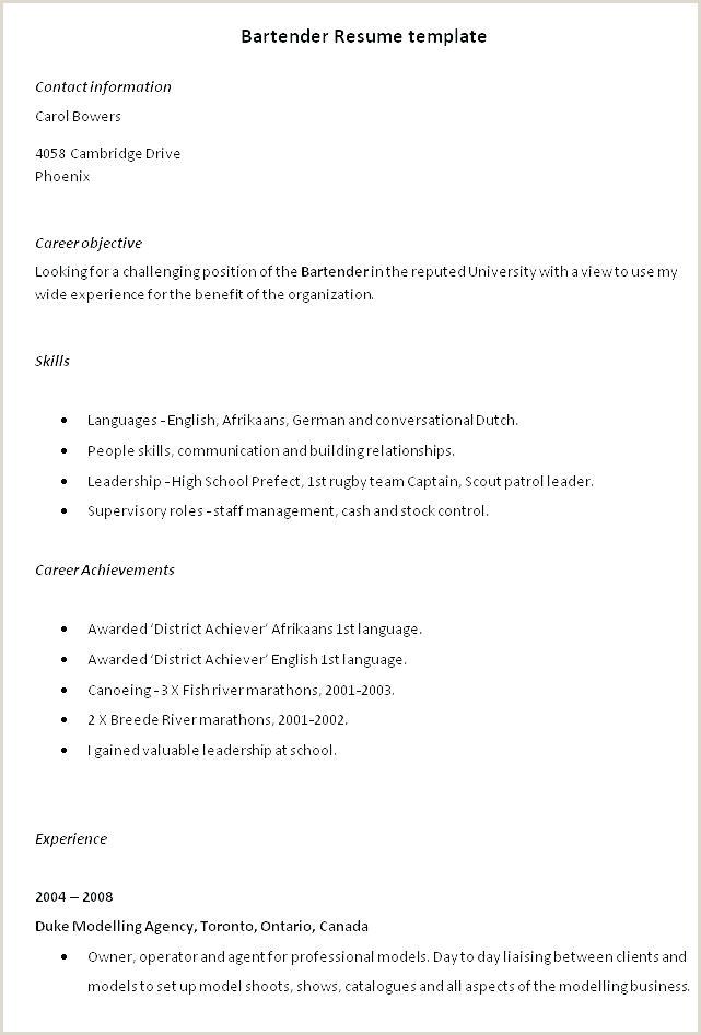 Waitress Job Description for Resume Waitress Job Description Template – Bernardy