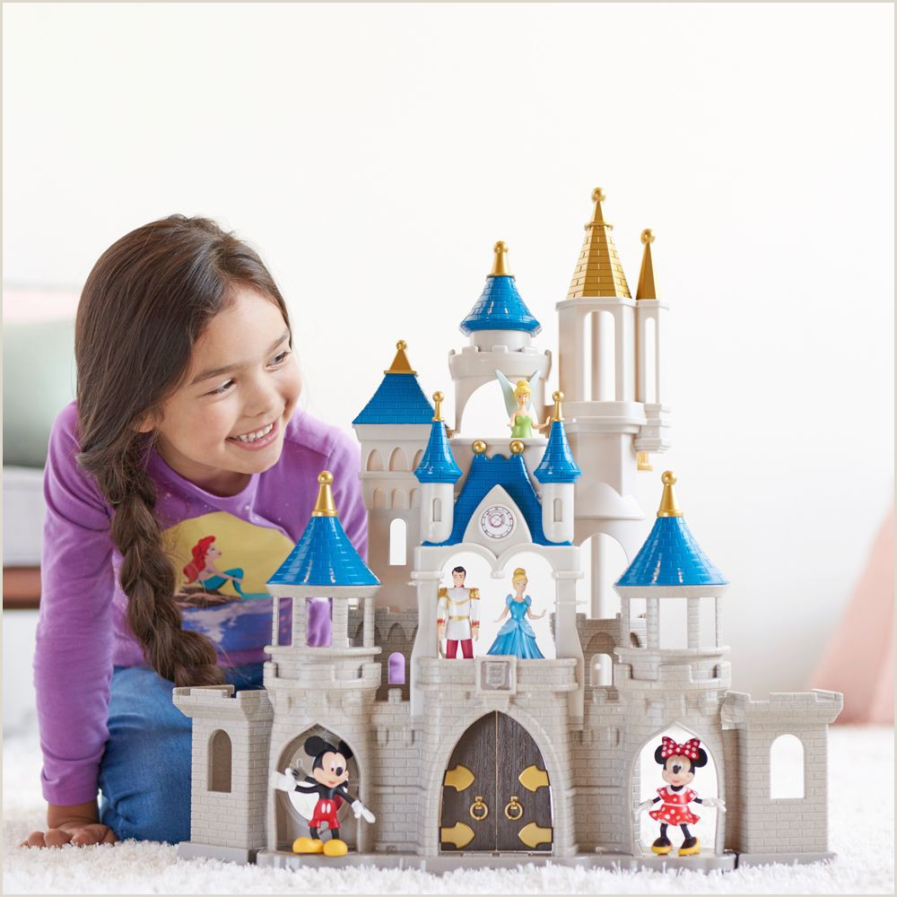 Walt Disney World Mission Statement Cinderella Castle Play Set – Walt Disney World