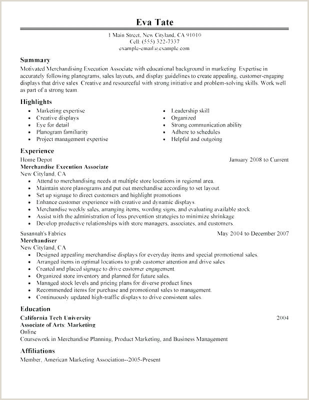 Warehouse Worker Resume Sample panion Template For