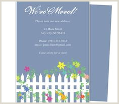 14 Best Moving Announcements New Address Postcard Templates