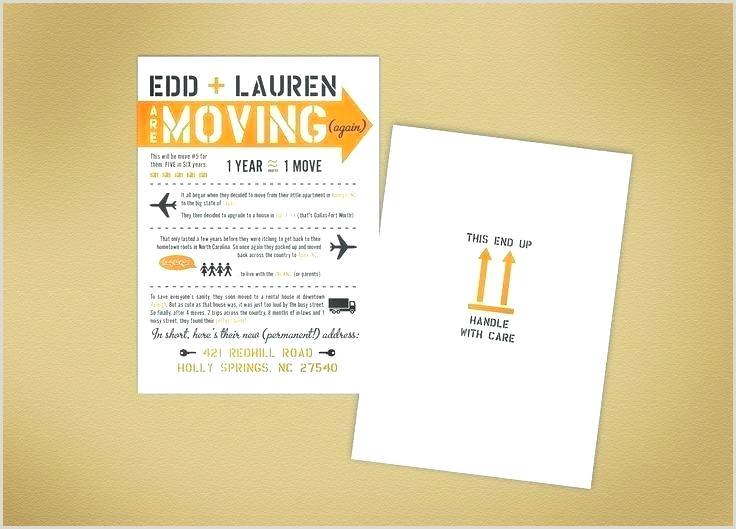 change of address postcard template free