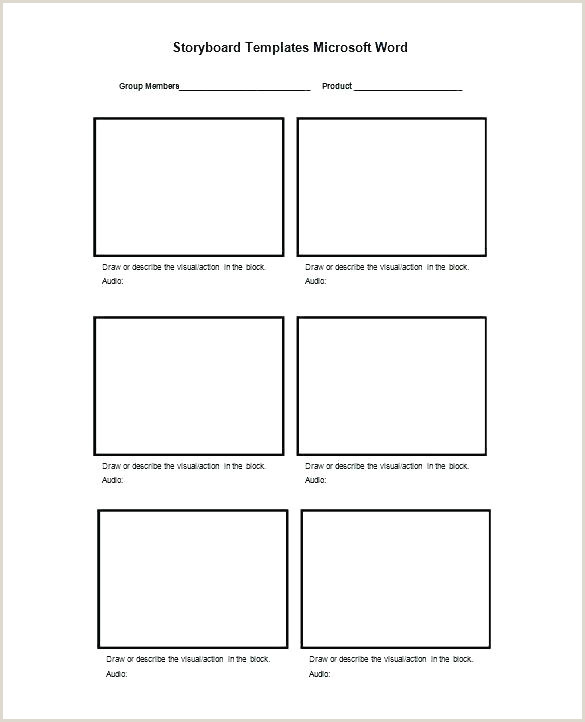 Storyboard Template For Website Design Sample Timeline In