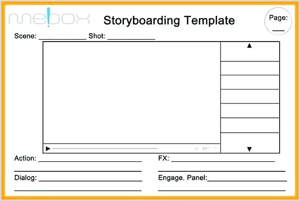 Website Storyboard Template Word Line Page Website Story Board Template Example Storyboard