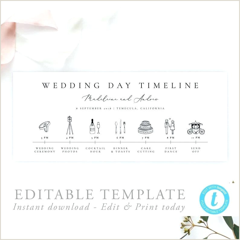wedding day timeline template – coinsnow
