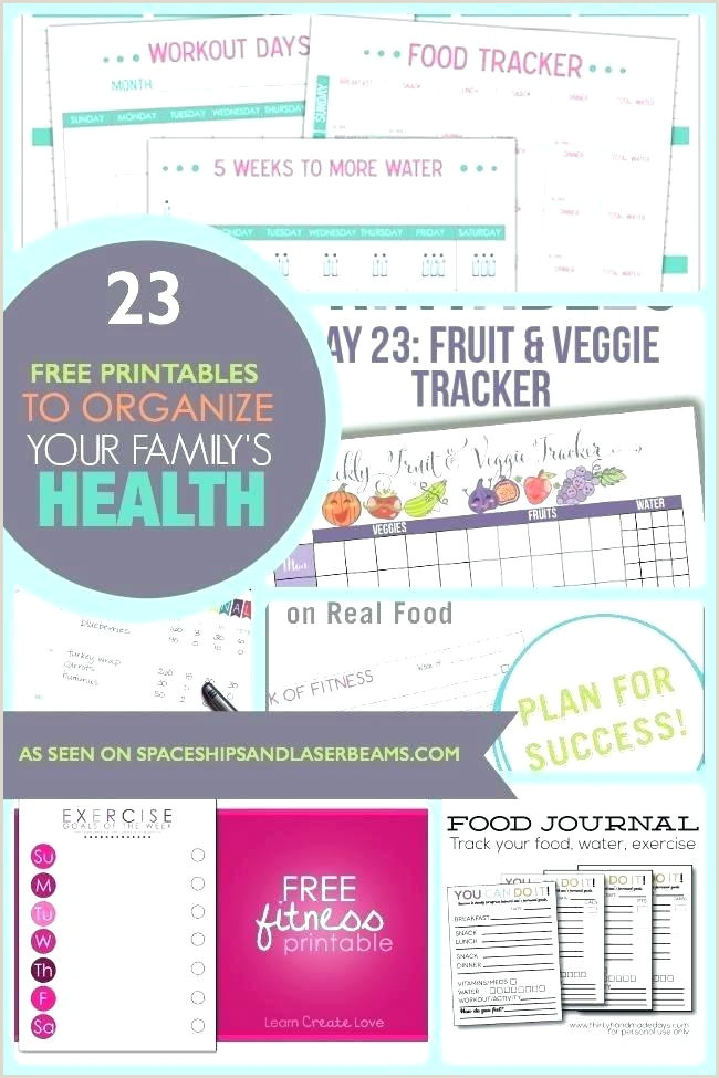 Weight Watchers Meal Planner Template Free Printable Food Tracker – Jdshort