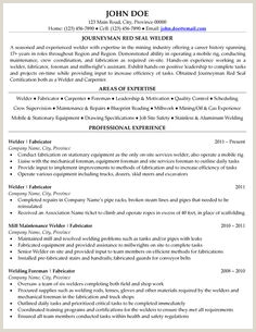 Welder Resume Samples 16 Best Expert Oil & Gas Resume Samples Images