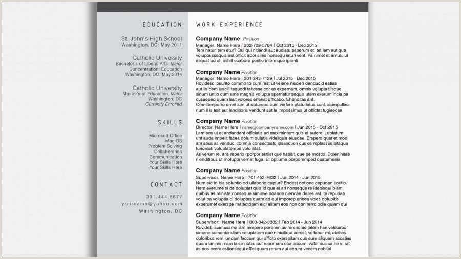Master s Degree Resume Sample Examples Dan S Chocolates Best