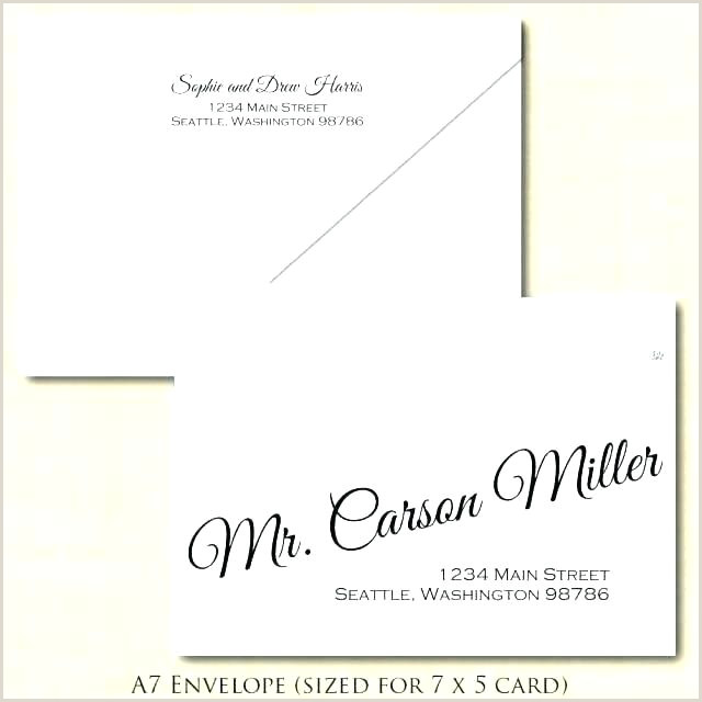 Where to Write Address On Envelope In India Envelope format Template