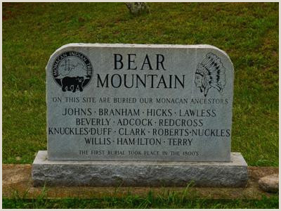 Guest column Remembering John Redcross a Monacan ancestor