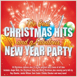 White Party Flyer ‎the Best Christmas Hits and A Fabulous New Year Party by Various Artists