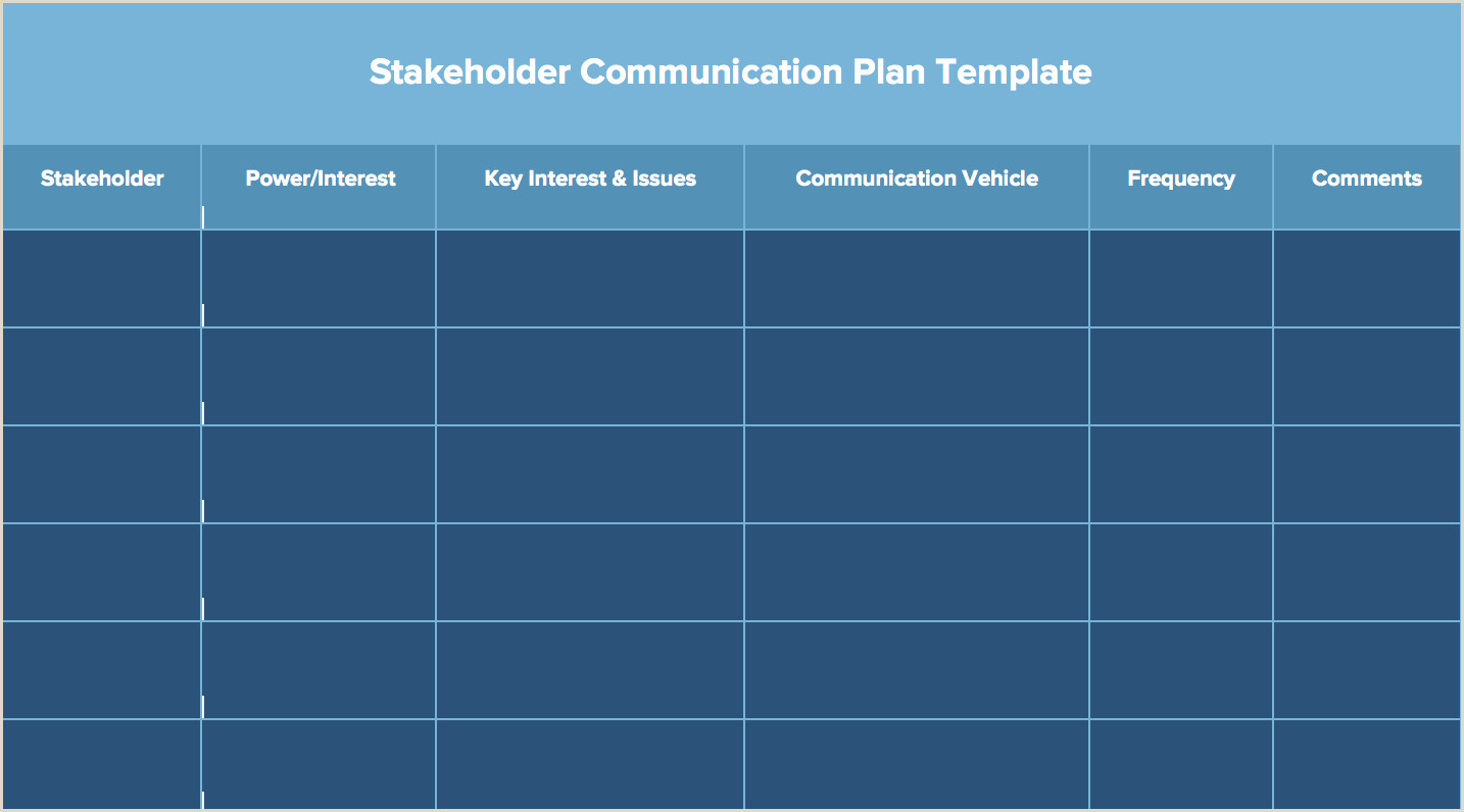 Win Loss Analysis Template Stakeholder Analysis and Mapping Getting Started Smartsheet