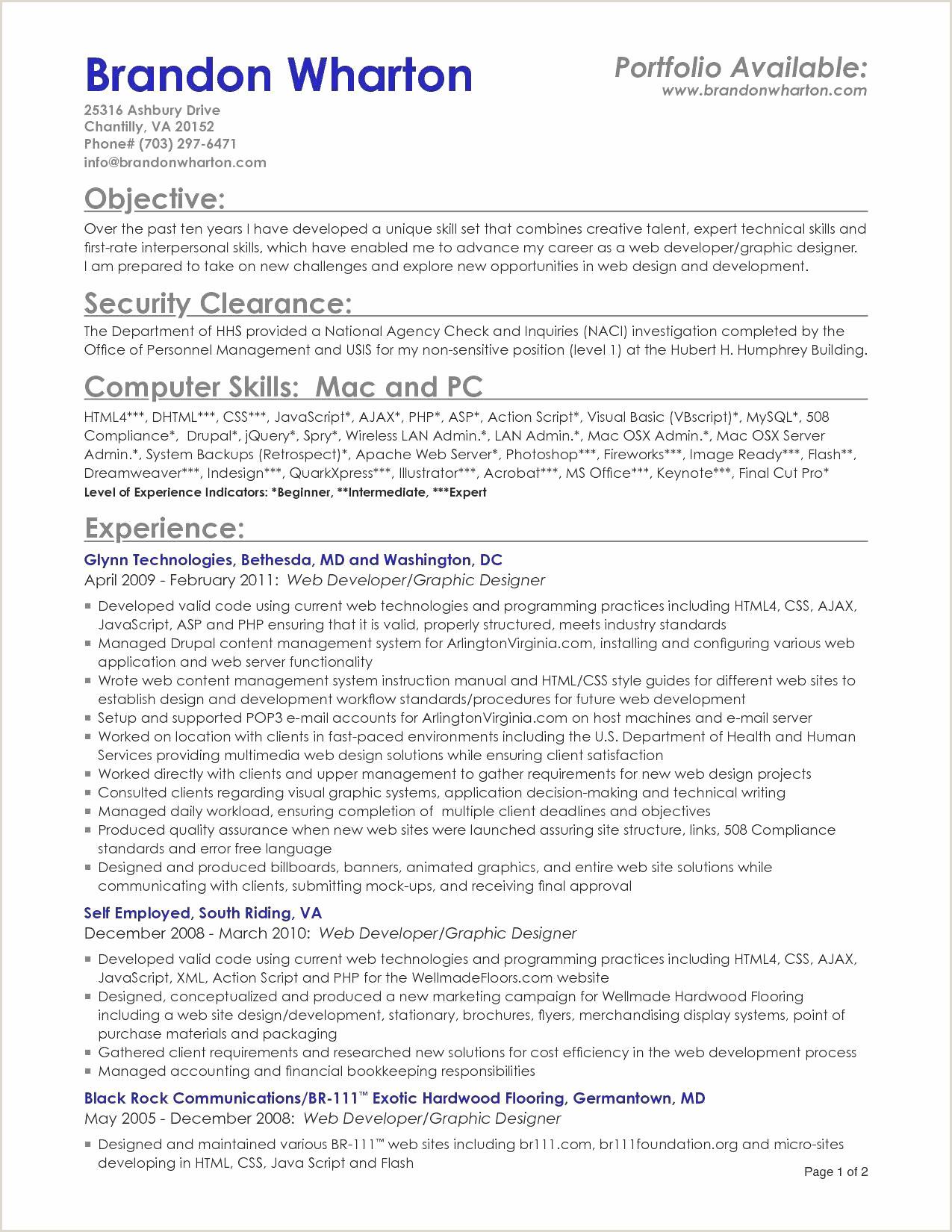 Cv Administrateur Systeme Nouveau Linux Administrator Resume