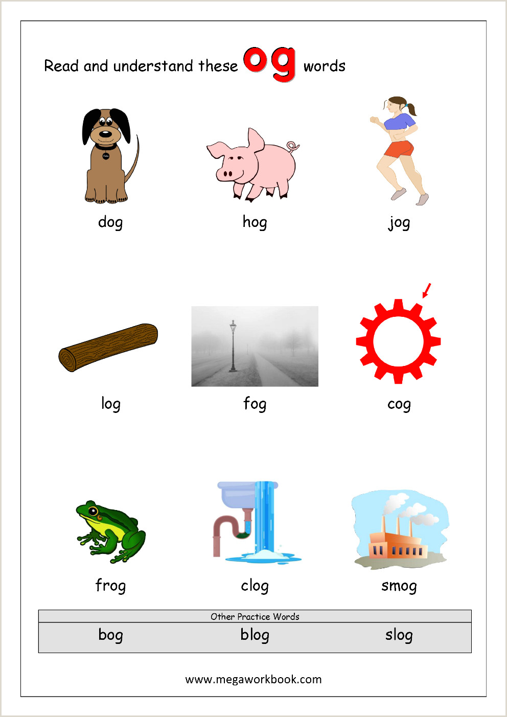 1st Grade Kindergarten Reading Worksheets