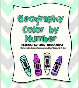 Addition and Color by Number Worksheets
