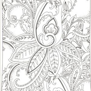 Advanced Color by Number Coloring Pages