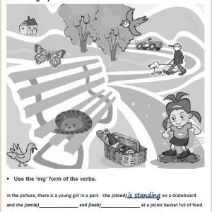 Beginning Reading Worksheets for Kindergarten Pdf