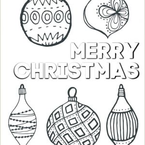 Christmas Color by Number Division Worksheets