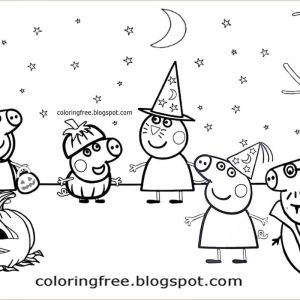 Color by Number Addition Halloween Worksheets