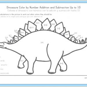 Color by Number Addition Worksheets Christmas