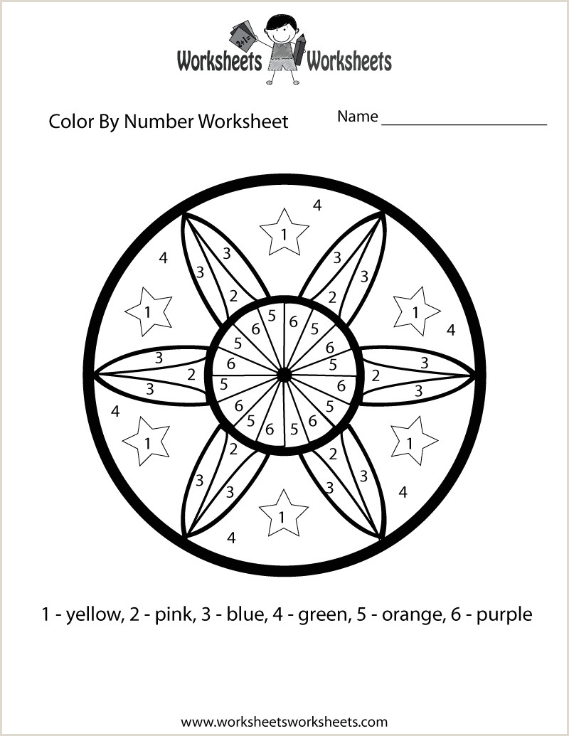 Photo of Color by Number Addition Worksheets Pdf