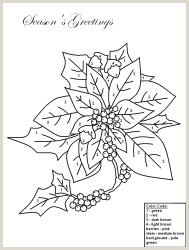 Color by Number Christmas Coloring Pages Free