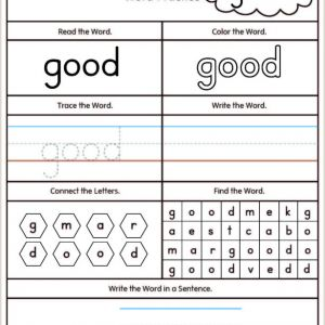 Color by Number Division Worksheets Free