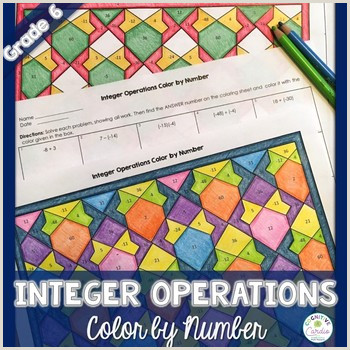 Color By Number Multiplication And Division Worksheets Pdf