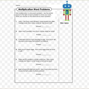 Color by Number Multiplication Worksheets Free