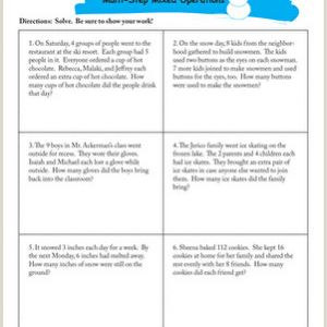 Color by Number Multiplication Worksheets Pdf