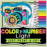 Color By Number Radioactivity Worksheet
