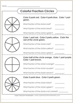 Color By Number Worksheets Back To School