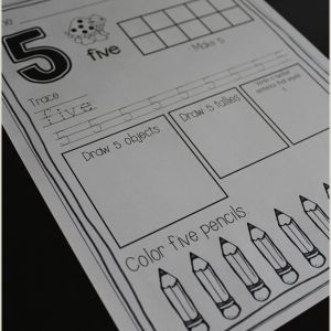 Color by Number Worksheets for 4th Grade