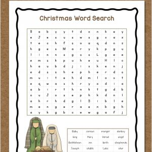 Color by Number Worksheets for Christmas