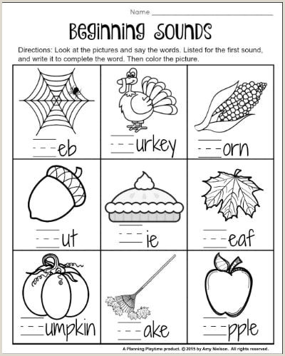 Color By Number Worksheets For First Grade