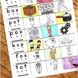 Color by Number Worksheets for Fourth Grade