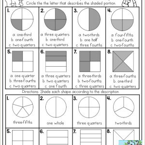 Color by Number Worksheets for Free