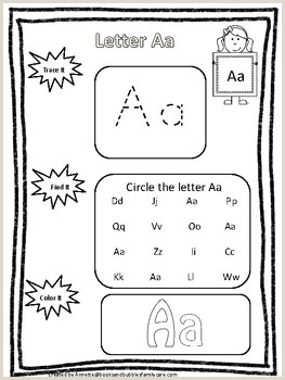 Color by Number Worksheets for Kindergarten Printable