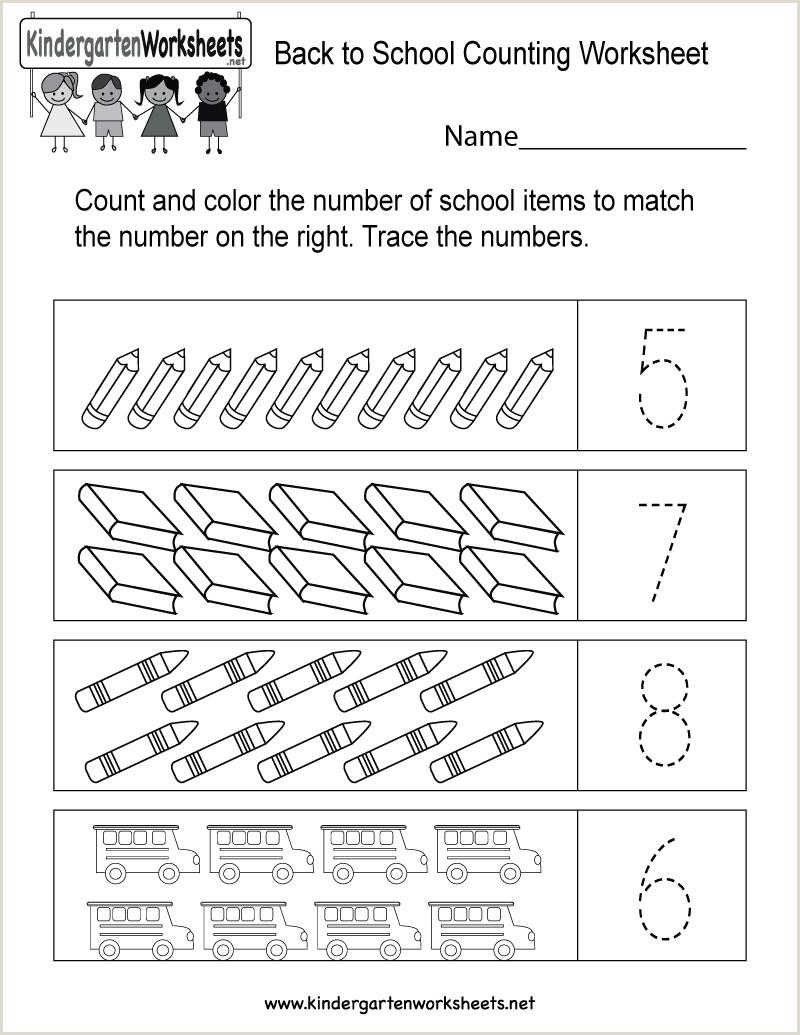 Color By Number Worksheets For Kindergarten Printable