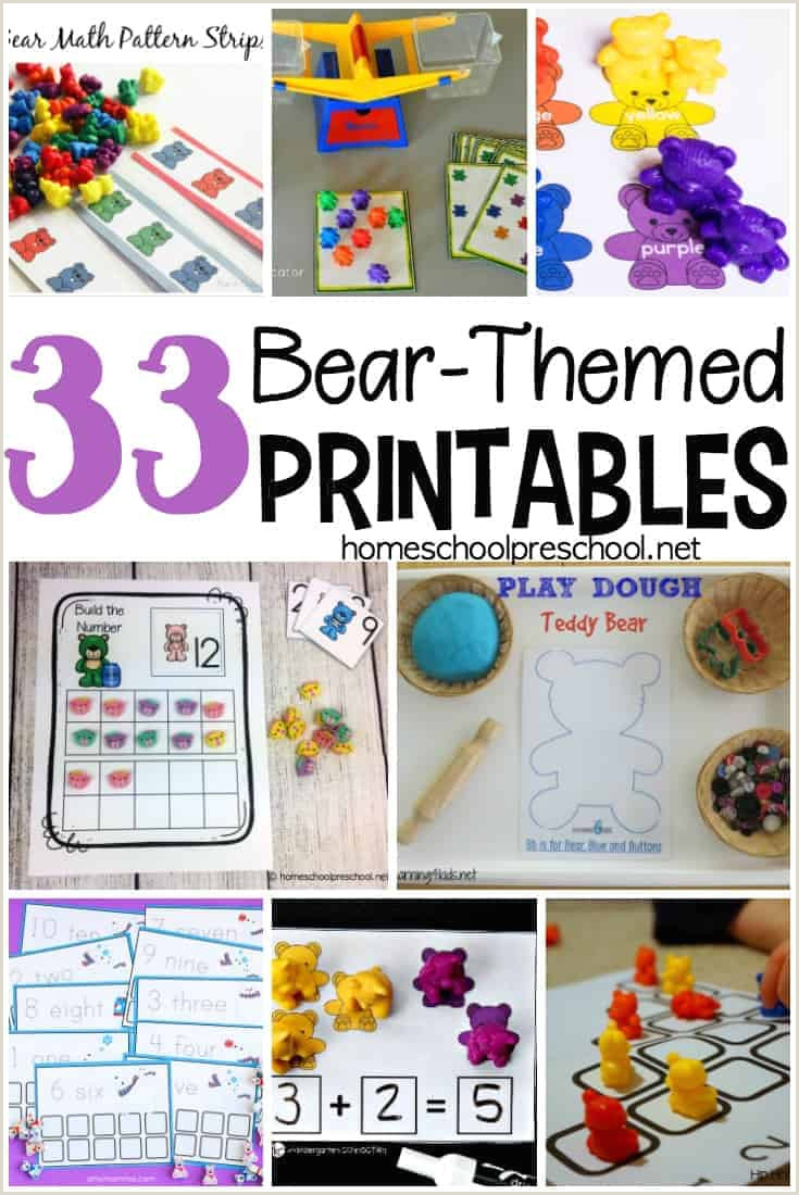 Photo of Color by Number Worksheets for Preschool Free