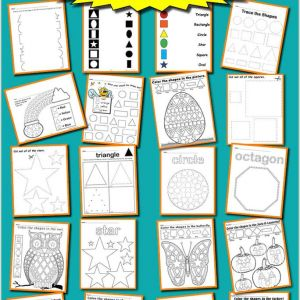 Color by Number Worksheets Free Printable