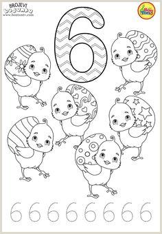 Color By Number Worksheets Kindergarten Free