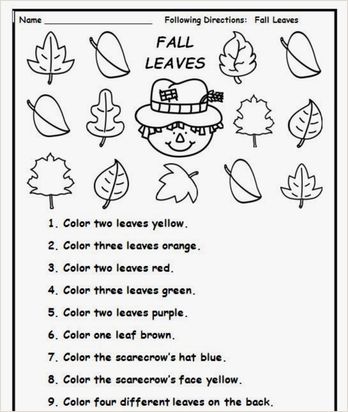 Color By Number Worksheets Math