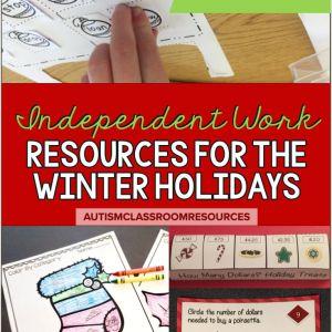 Color by Number Worksheets Winter