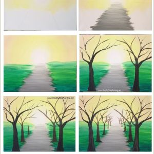 Cool Easy Things to Paint On A Canvas